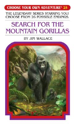 Search For The Mountain Gorillas By Jim, Wallace/ Nugent, Suzanne (ILT)/ Donploypetch, Jintanan (ILT)